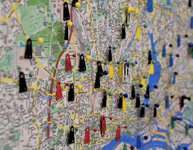 The collection of data for the purpose of highway planning can draw information from a huge number of sources and can incorporate unexpected information in interesting ways.