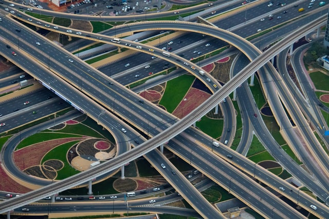 Highways play an important role in making travel easier and more expedient.