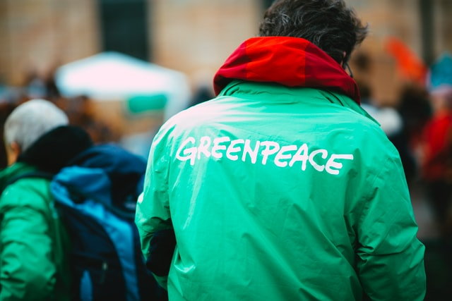 The earth is in a delicate state and deserves to be heard. It needs a voice that will bring solutions, change, action and that is where Greenpeace comes in.